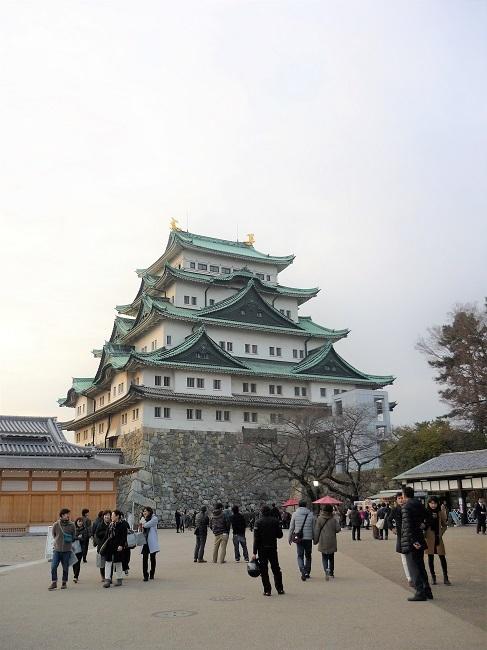 名古屋城その3