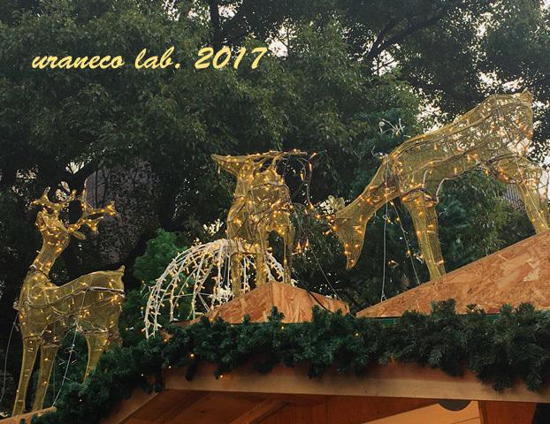 12月18日クリスマスマーケット日比谷公園4
