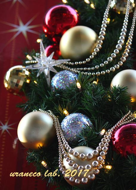 12月14日クリスマスリース2