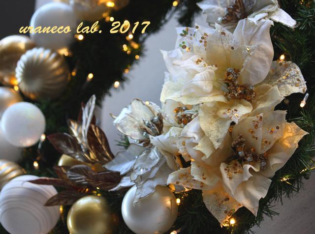 12月14日クリスマスリース