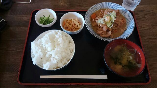 下妻食堂 陽陽昼飯2017