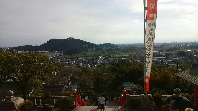 足利織姫神社景色2017