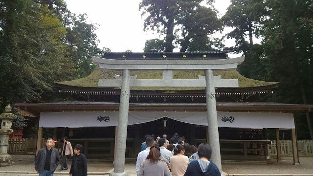 鹿島神宮2017