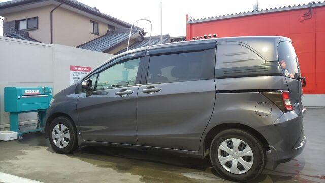 洗車20171105