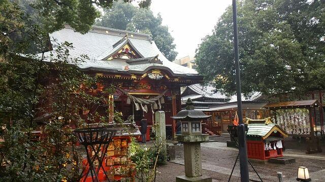 冠稲荷神社 トップ