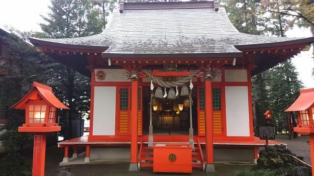 冠稲荷神社 厳島社2017
