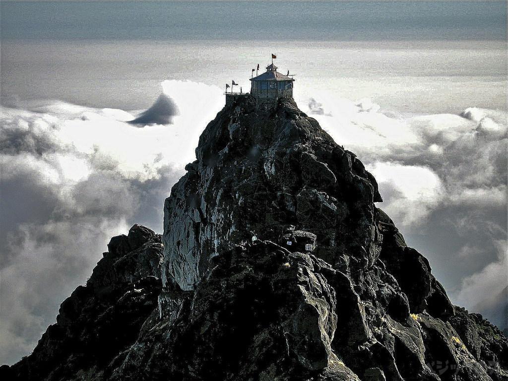 ヒプノセラピー スピリチュアルライフ ギルナール山