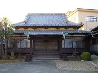 泉福寺(板橋区)