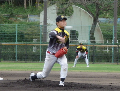 PA210173Big連チャンず先発桂投手 投打に活躍