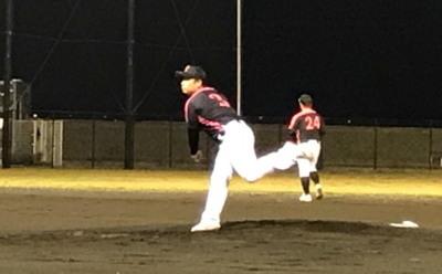 2017-11-13 上田投手