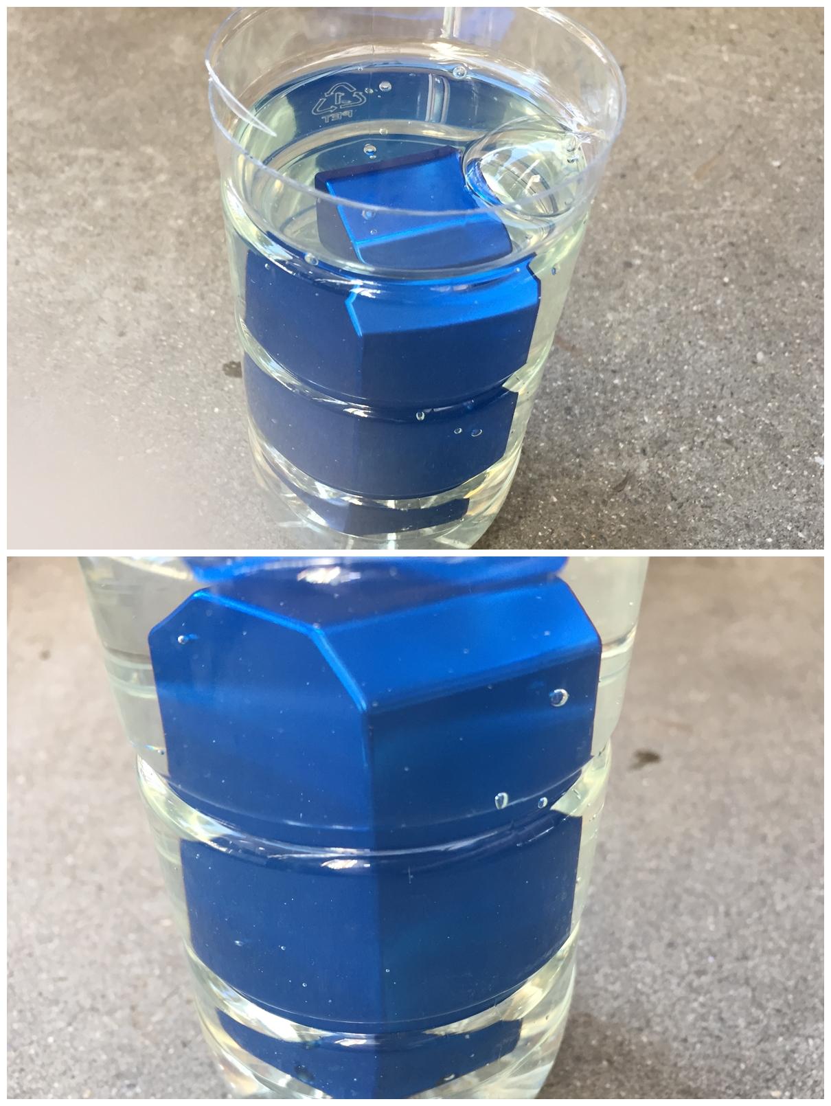 5 簡単 アルマイト 除去 ポリッシュ 鏡面 加工 UAC P-MAG アルミニウム マガジン ベース パッド