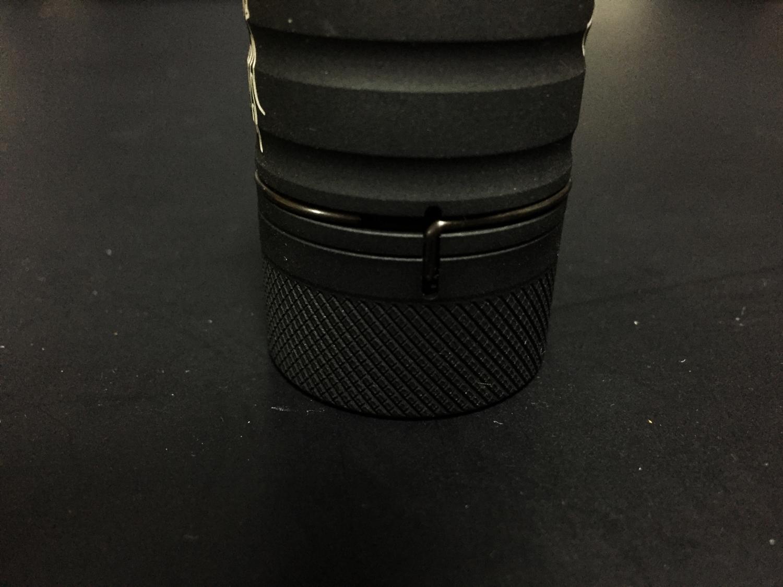 6 NOVESKE KFH MADBULL 社製 Noveske公認 マットブル フラッシュハイダー 14mm 逆ネジ 高品質 レプリカ