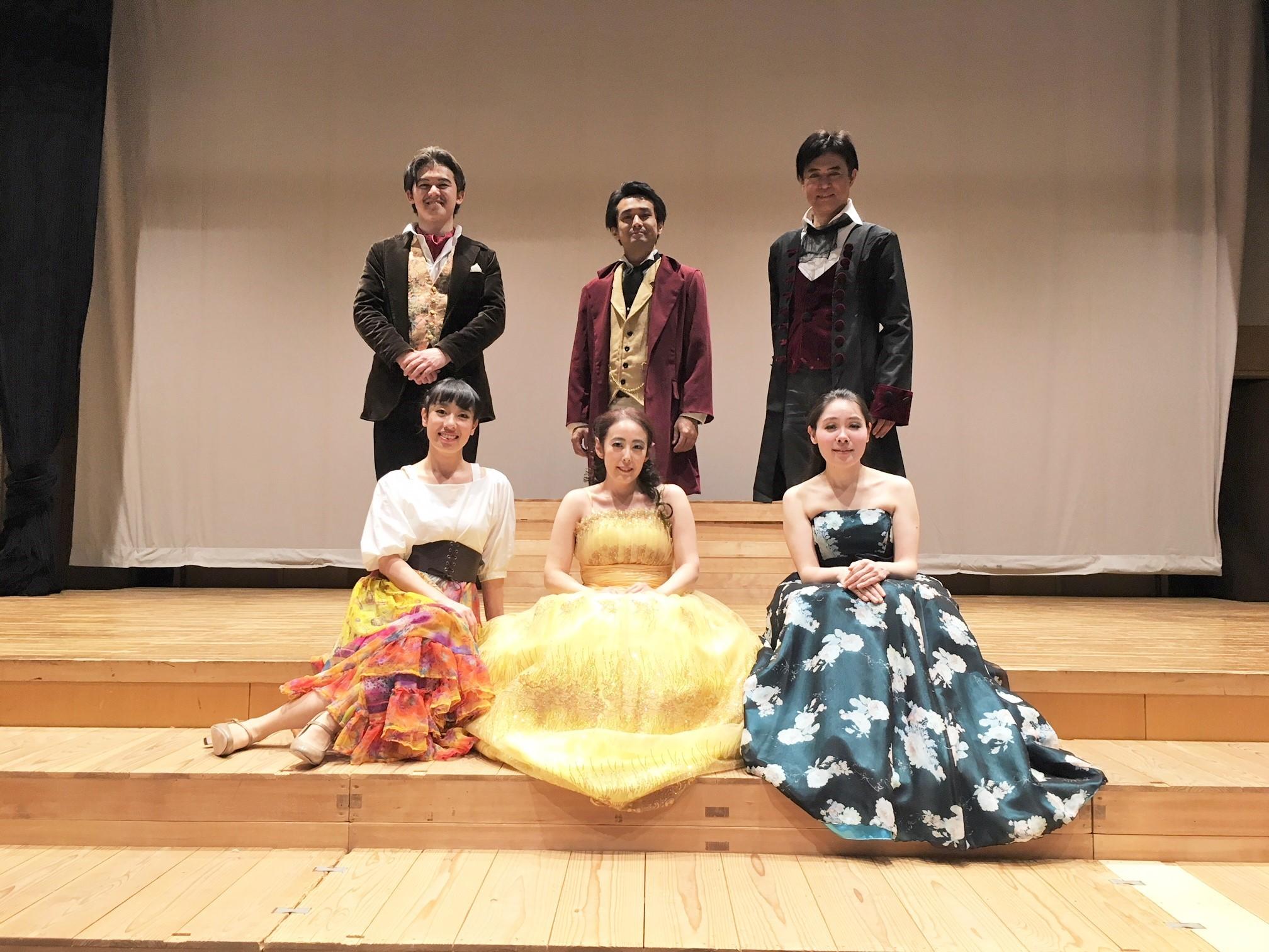 オペラ写真1