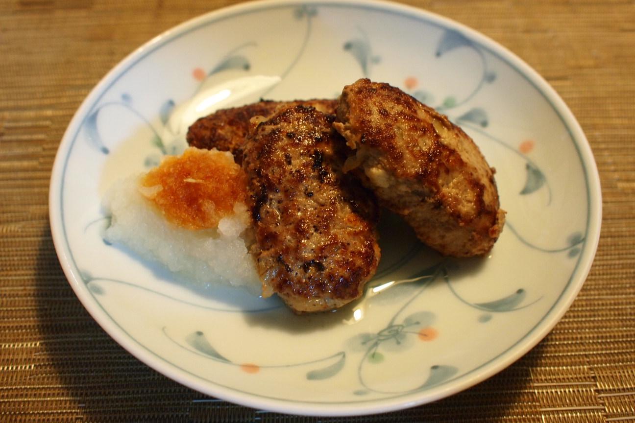 豆腐ハンバーク!