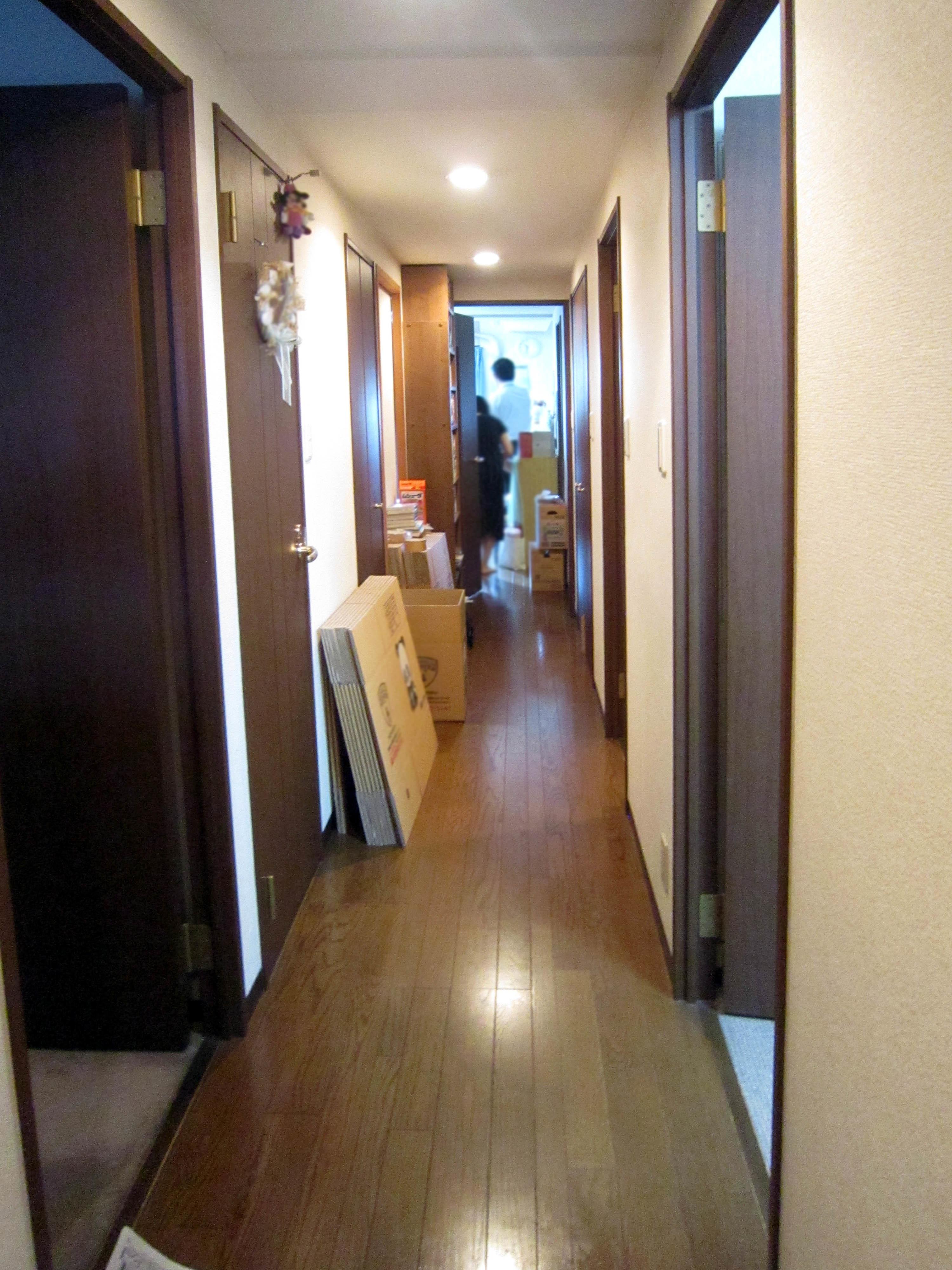 赤司邸廊下2前