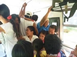セレスバス車内