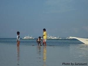 マラパスクワ島ビーチ