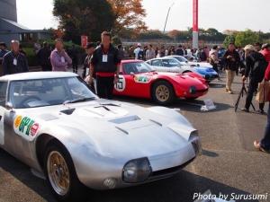 トヨタ2000GT生誕50周年のイベント