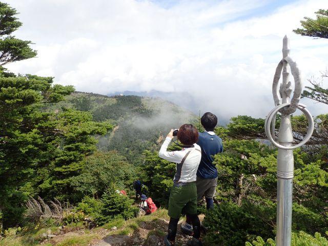 20170910八経ヶ岳10