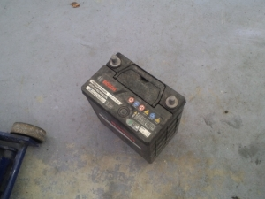 タント L375S バッテリー交換