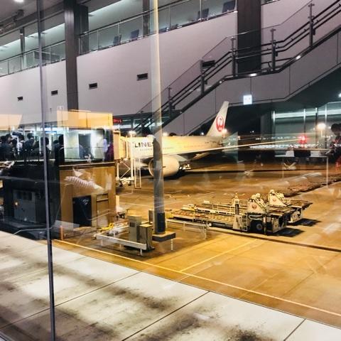 成田からホノルル飛行機