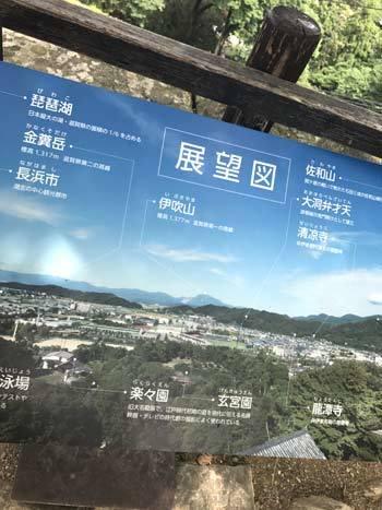 志賀観光彦根城