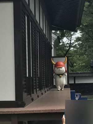 彦根城ゆるキャラひこにゃん