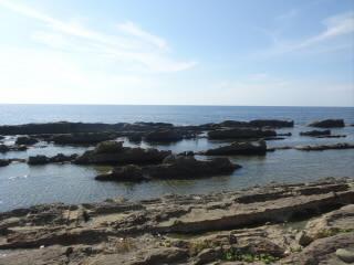福井弁慶の洗濯岩