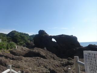 福井越前海岸銭ヶ浜園地