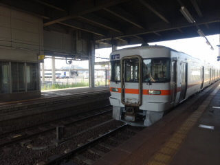 JR高山本線鵜沼駅