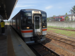 JR高山本線美濃太田駅