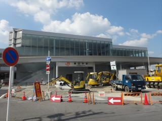 JR中央本線春日井駅