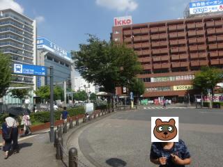 JR中央本線千種駅