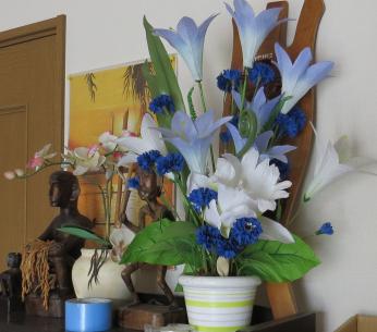フイリピン造花1