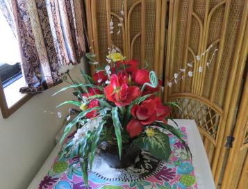 フイリピン造花2