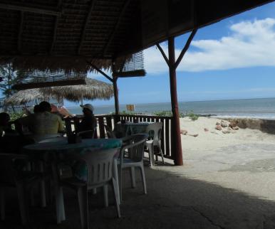 マダガスカル西海岸の昼