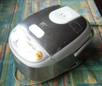 日本製炊飯器2