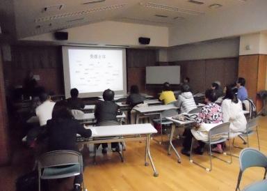 山口先生から講演を