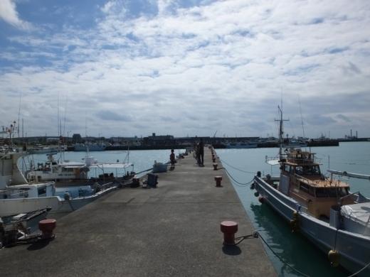 糸満の漁港巡り (1)