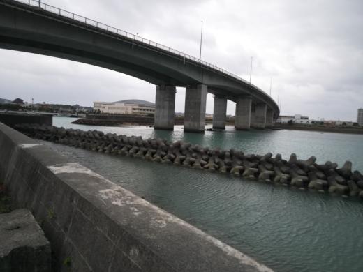 豊見城の漁港 (1)