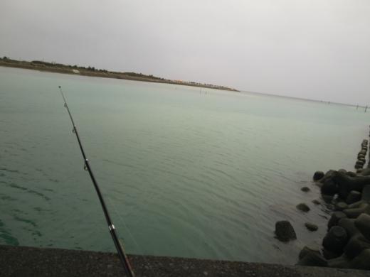 豊見城の漁港 (2)