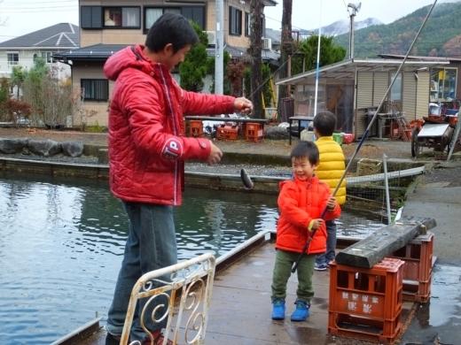 富士見釣り堀② (2)