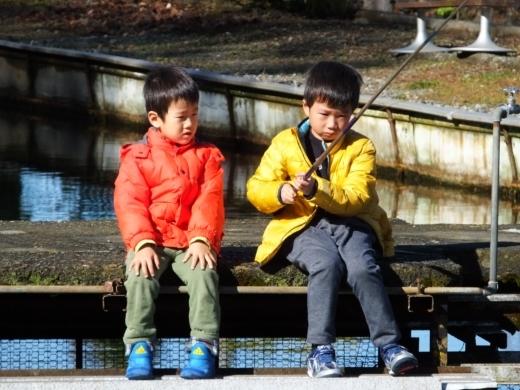 富士見釣り堀② (9)