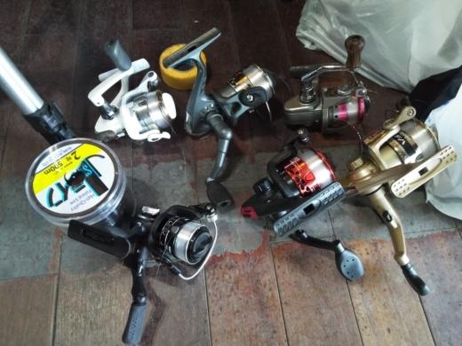 釣り準備 (2)