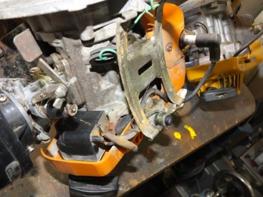 ①他のエンジンから移植 (3)