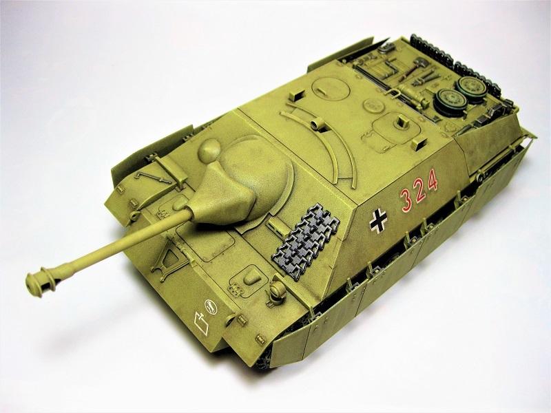 タミヤ 1/35 Ⅳ号駆逐戦車ラング
