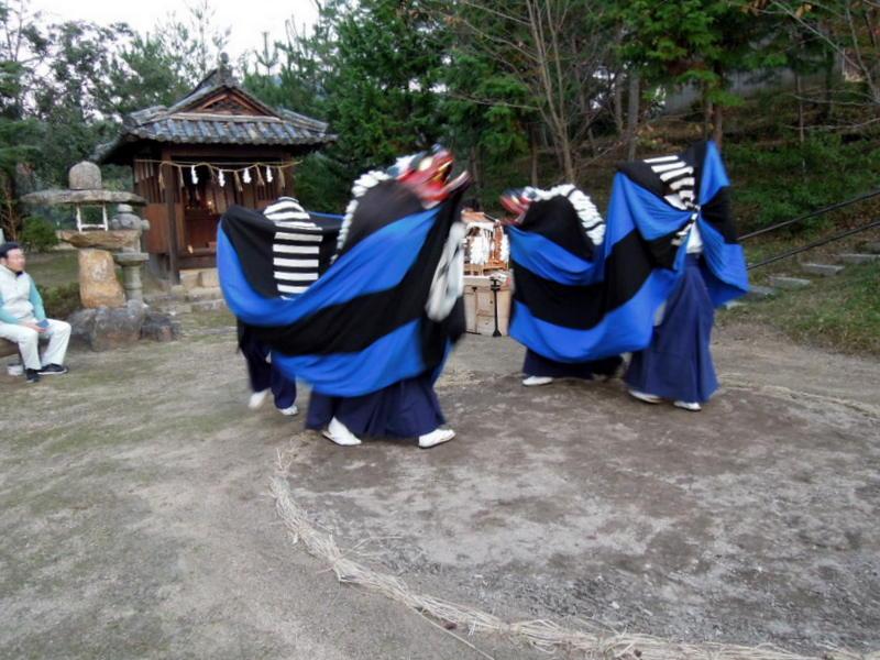 DSCN8694獅子舞