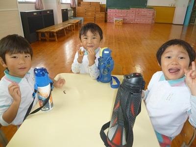 お芋パーティー (1)