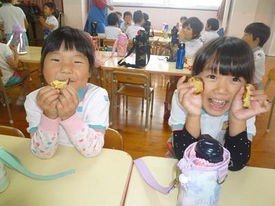 お芋パーティー (3)