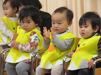 2017生活発表会ひよこ